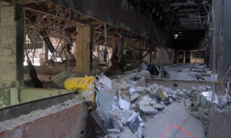 Una acumulación de gas metano fue lo que provocó la explosión, según Pemex. (Foto: Notimex)