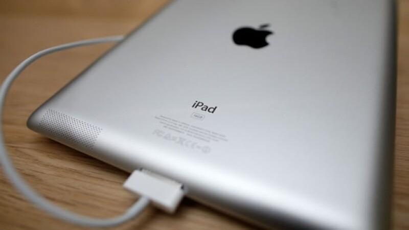 iPad carga batería