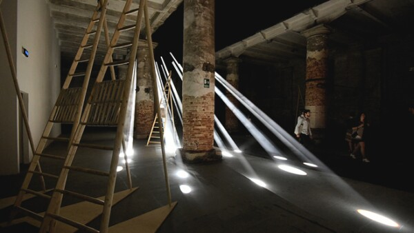 bienal de arquitectura proyecto de Transsolar