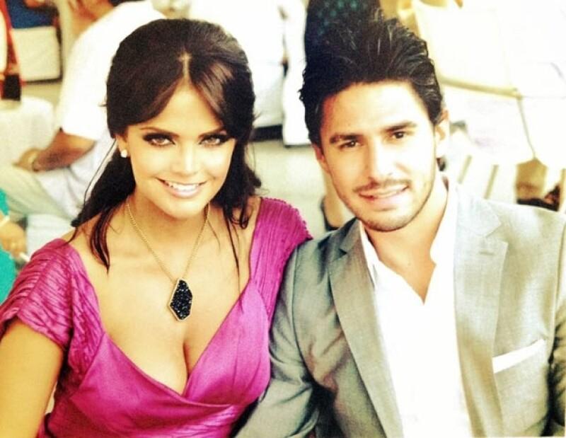 Marisol y Rafa contrajeron nupcias en mayo de este año en el Estado de México.