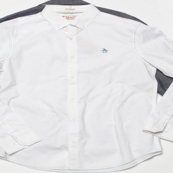 Las camisas con telas ligeras son ideales para esta temporada.