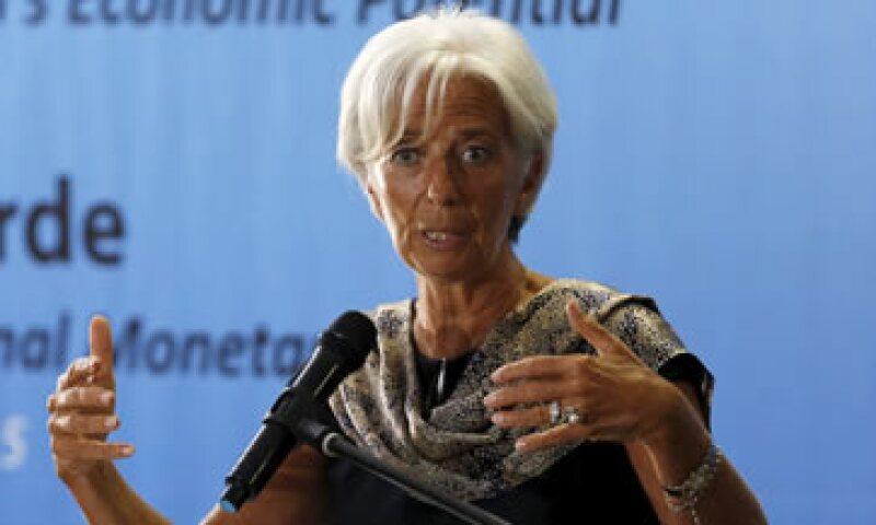 El FMI rebajó en julio su pronóstico de crecimiento global para 2015 a un 3.3%. (Foto: Reuters )