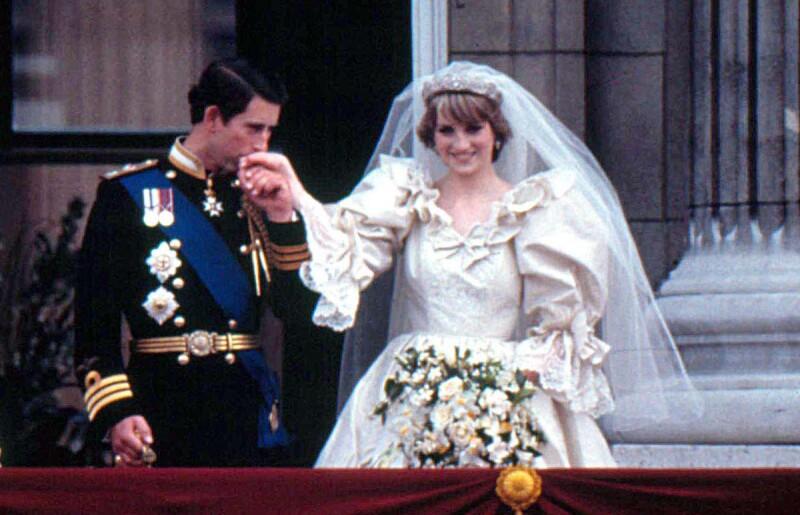Lady Di boda real