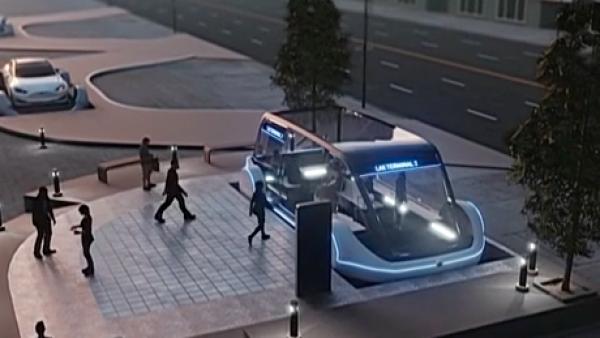 Elon Musk redefine su estrategia y se enfoca en transporte público subterráneo