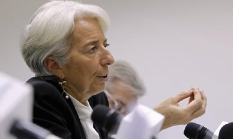 Lagarde pidió a Grecia esclarecer cuanto antes su futuro político. (Foto: Reuters)