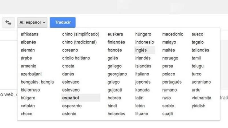 traductor google