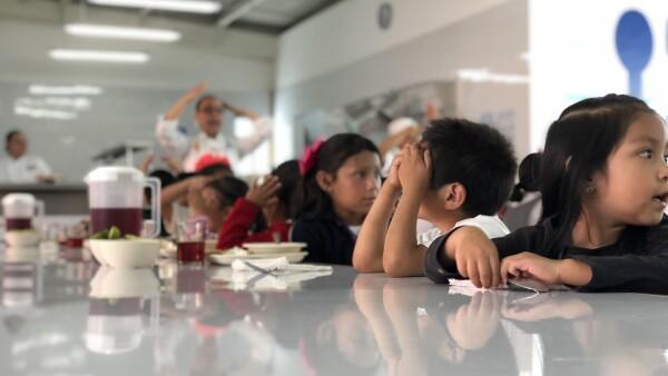 3,500 niños comen diariamente gracias a Fundación Alsea