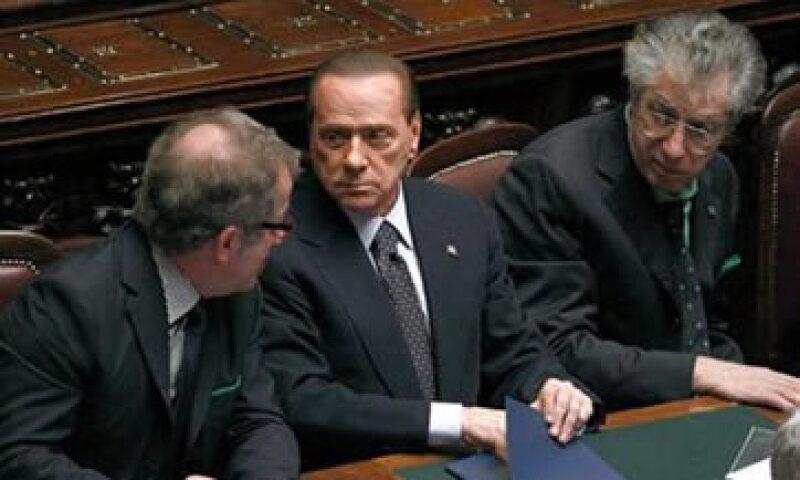 La dimisión de Berlusconi constituirá un fin sin gloria para el magnate de los medios que alcanzó el poder por primera vez en 1994. (Foto: Reuters)
