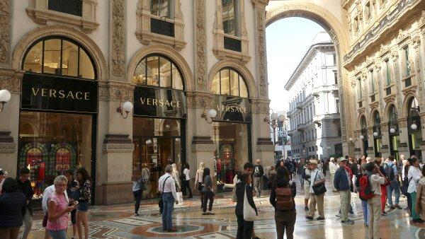 Versace Milán Michael Kors