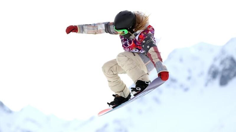 jamie anderson sochi juegos olimpicos snowboarding