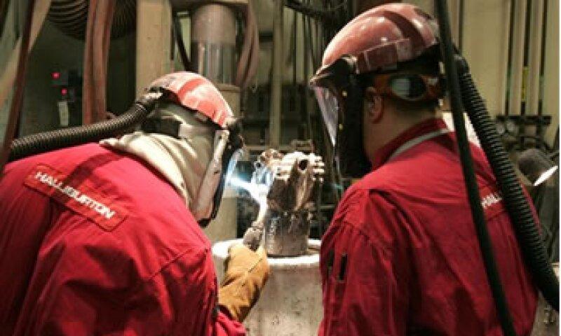Los ingresos de Halliburton treparon 22% a 7,200 mdd. (Foto: AP)