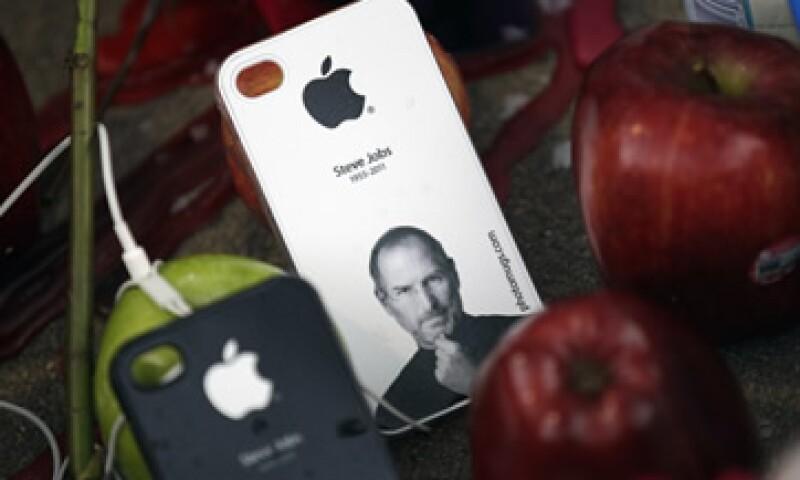 Jobs era un empresario único, pero no reveló casi nada sobre su vida privada. (Foto: AP)