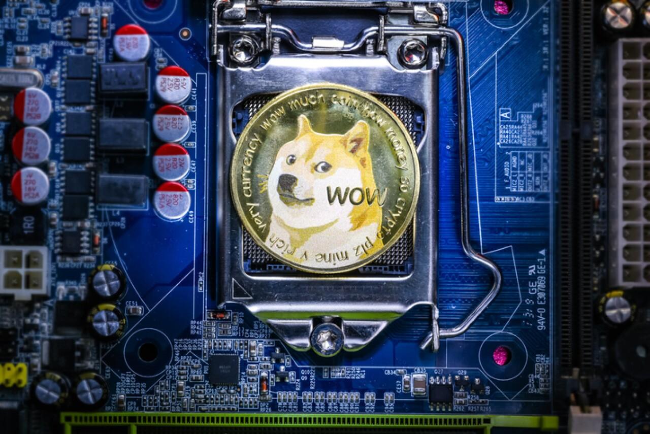 El Dogecoin toca otro récord y el bitcoin baja por las prohibiciones en Turquía