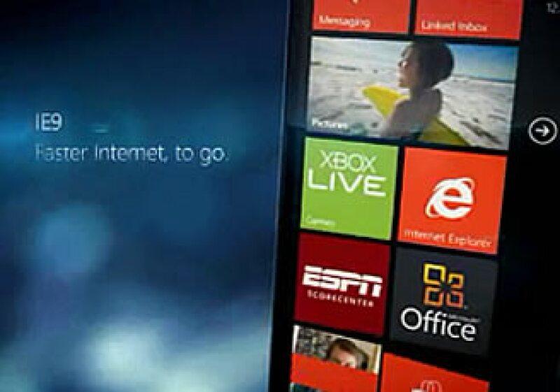 La firma no reveló si este sistema operativo estará presente en los nuevos dispositivos fabricados por Nokia. (Foto: Cortesía Microsoft)