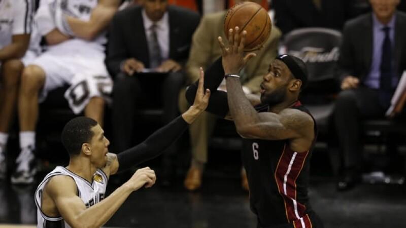 Spurs-Heat