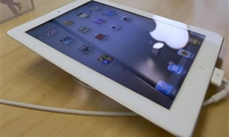 La iPad nació con una condicionante: nada de tornillos o hendiduras. (Foto: AP)