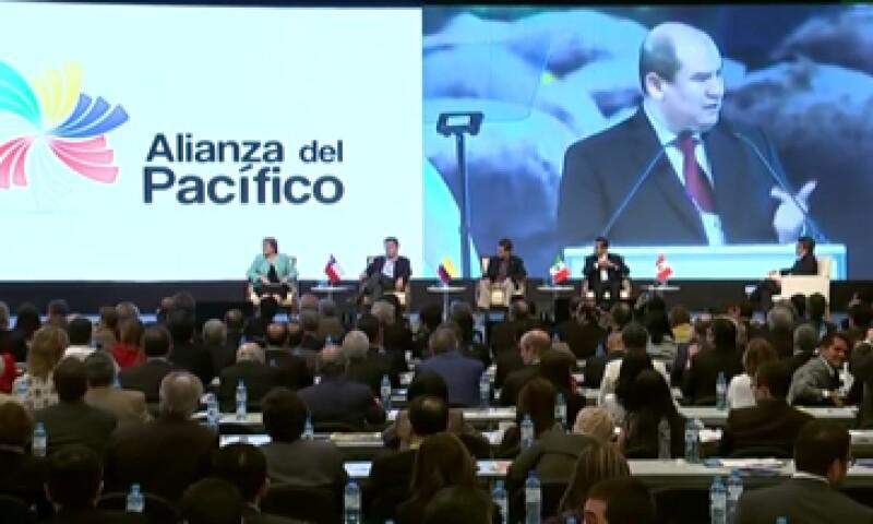La Alianza del Pacífico fue creada el 28 de abril de 2011. (Foto: Tomada de @A_delPacifico   )