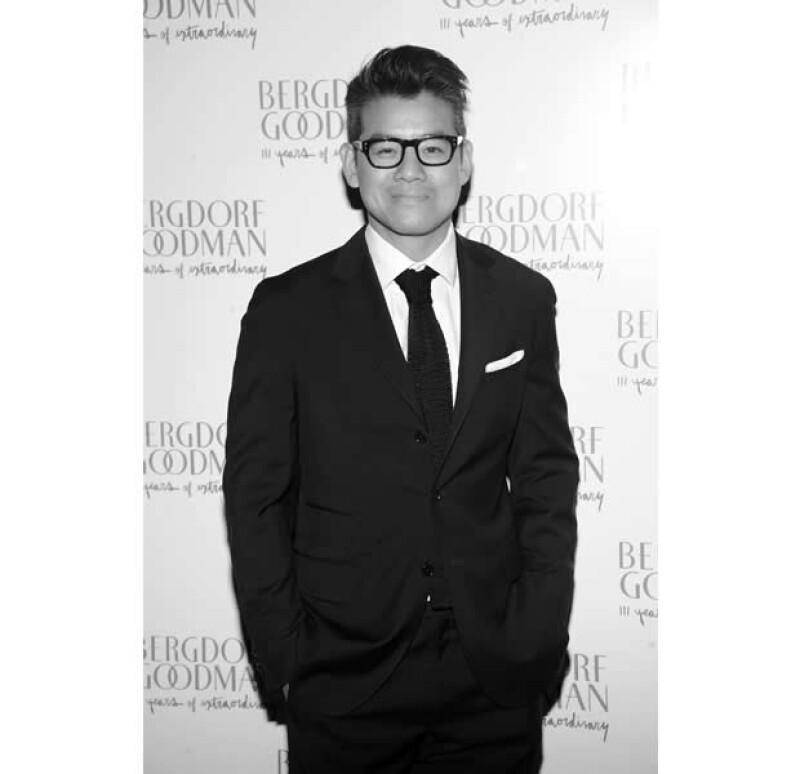 Peter Som es el diseñador favorito de Scarlett Johansson.
