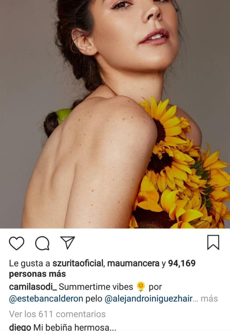 Camila Sodi y Diego Boneta 2