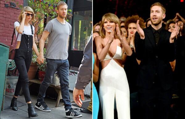 Taylor Swift y Calvin Harris terminaron después de 15 meses de relación.