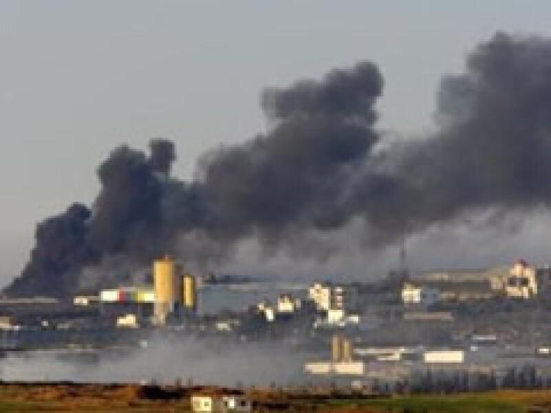 El ejército de Israel ha intensificado sus ataques en el territorio de Gaza. (Foto: Reuters)