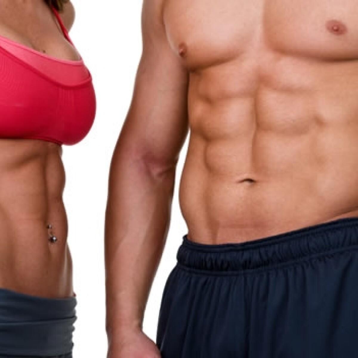 Cómo tener un abdomen marcado