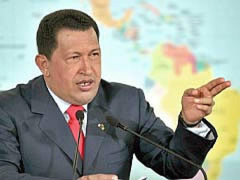 Chávez ha promovido la estatización de diversas compañías trasnacionales. (Foto: Archivo)