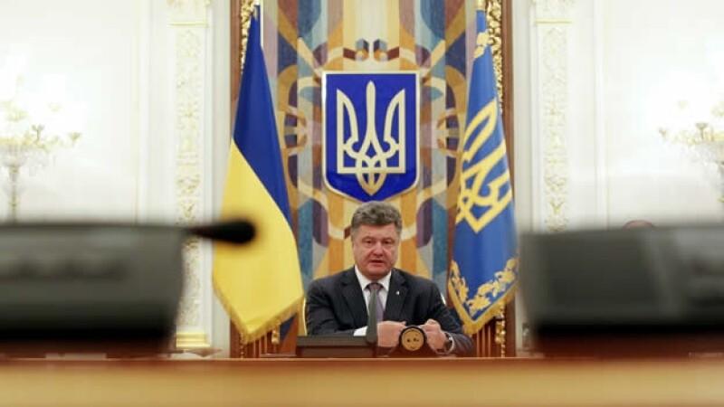 Poroshenko presidente Ucrania