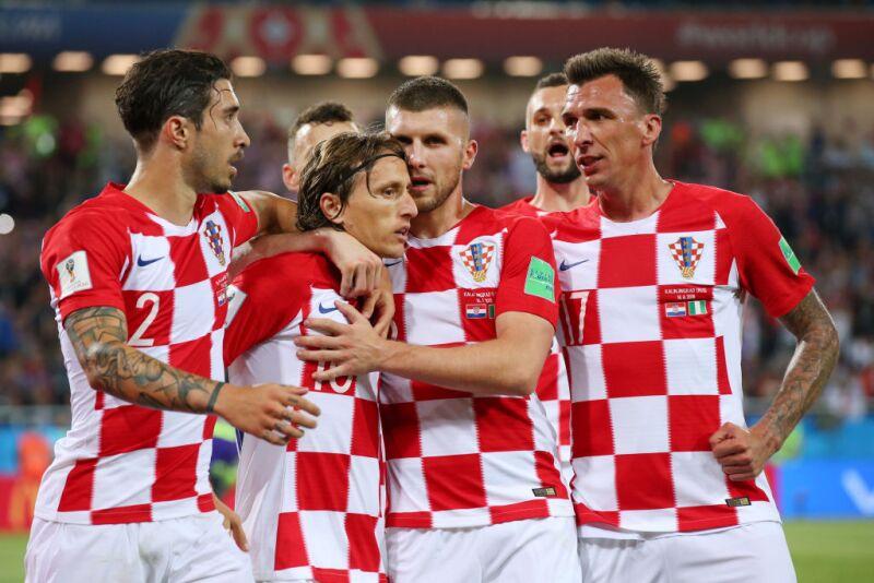Croacia final inédita