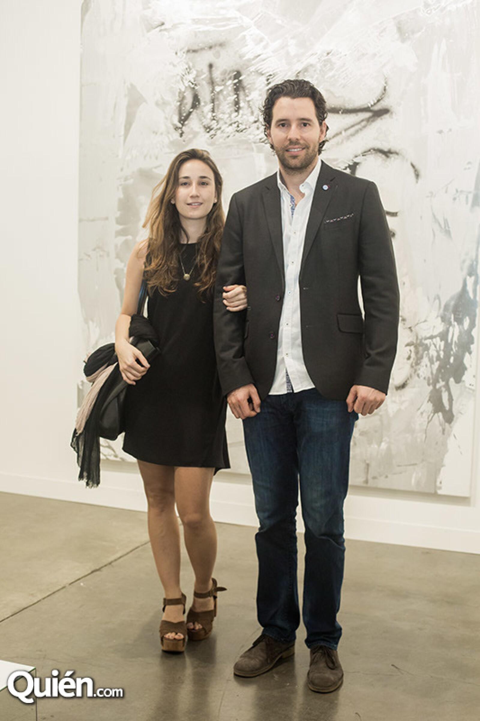 Manuela Gómez y Luis Restrepo