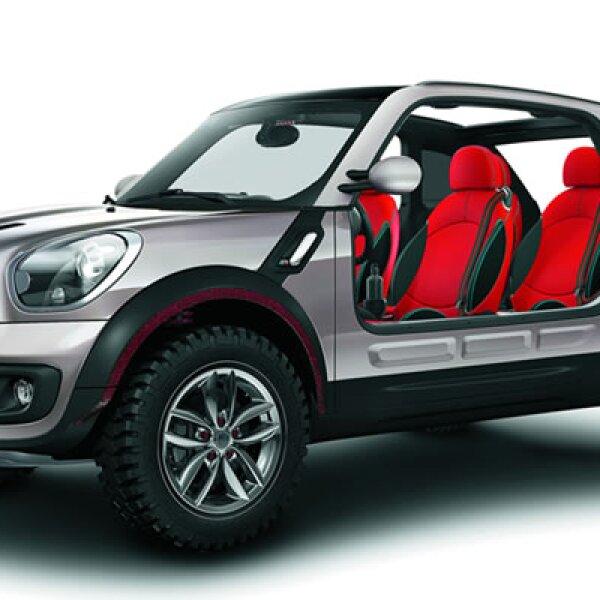 Con tracción integral, llegará a nuestro país en 2013. Motor: 1.6 l, 4 cil, 175 Hp y 177 lb/pie de torque.