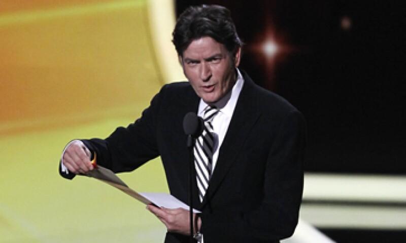Sheen es el actor mejor pagado de la televisión estadounidense. (Foto: Reuters)