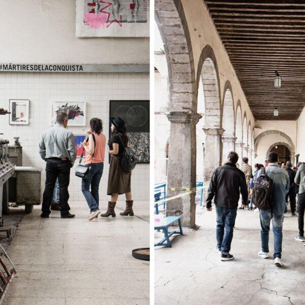 Mártires de la Conquista 20, Tacubaya; Colegio de las Vizcaínas, Centro Histórico