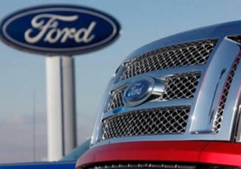 Ford espera elevar sus producción en los primeros meses del año entrante. (Foto: AP)