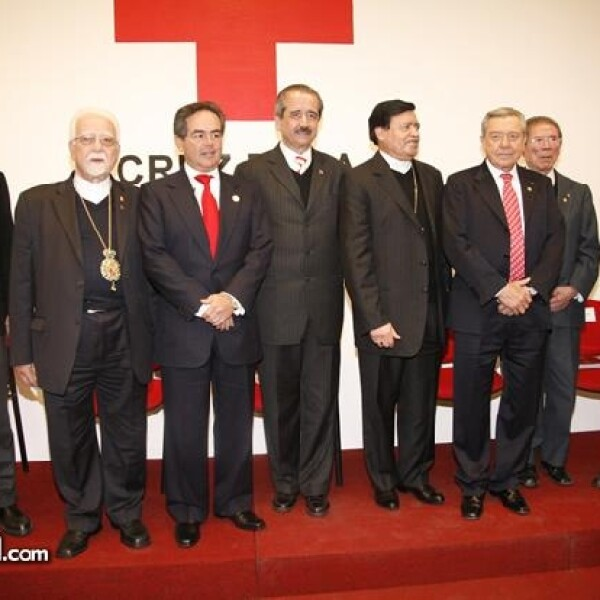 Miguel Limón Rojas,Antonio Chedraui,Daniel Goñi,José Ángel Cordova,Norverto Rivera,Miguel Alemán,Jesús Kumate,Carlos Marín