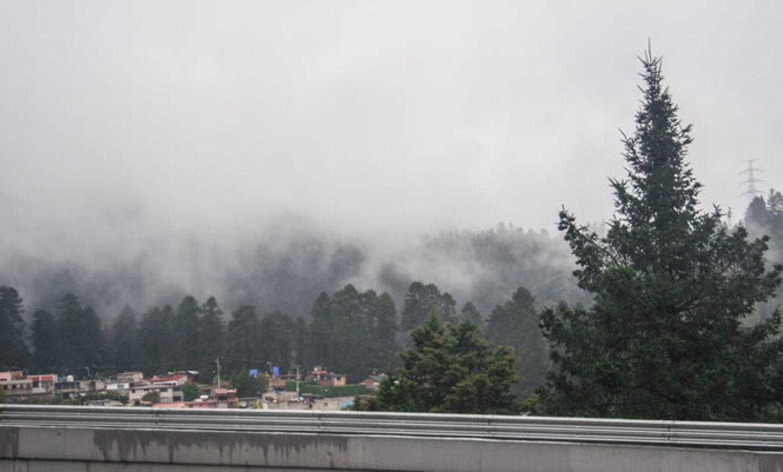 El Servicio Meteorológico Nacional aseguró que las condiciones climáticas continuarán hasta el viernes.