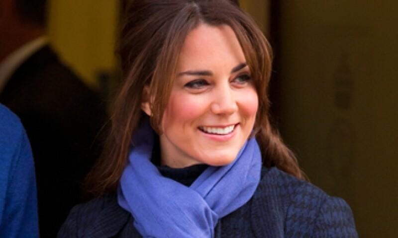 El duque y la duquesa de Cambridge esperan la llegada de su segundo bebé en cualquier momento. (Foto: Tomada de Quien.com)