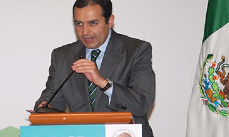 Ernesto Cordero calificó a Lozano como una persona de gran respeto y reconocimiento. (Foto: Notimex)