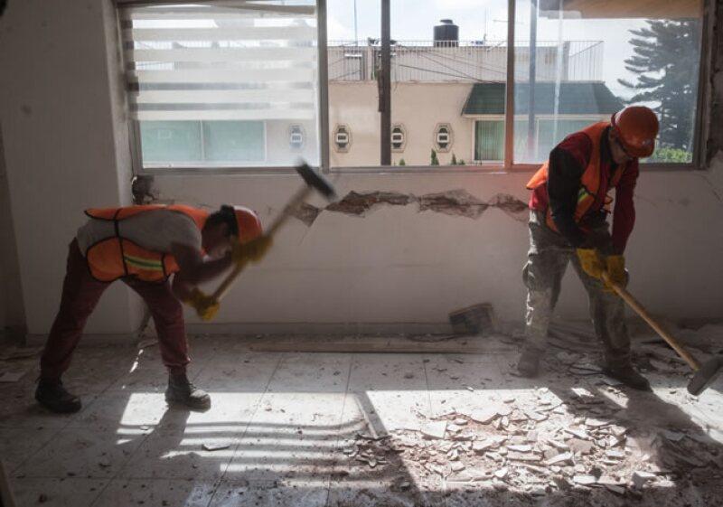 demolición laureles taxqueña