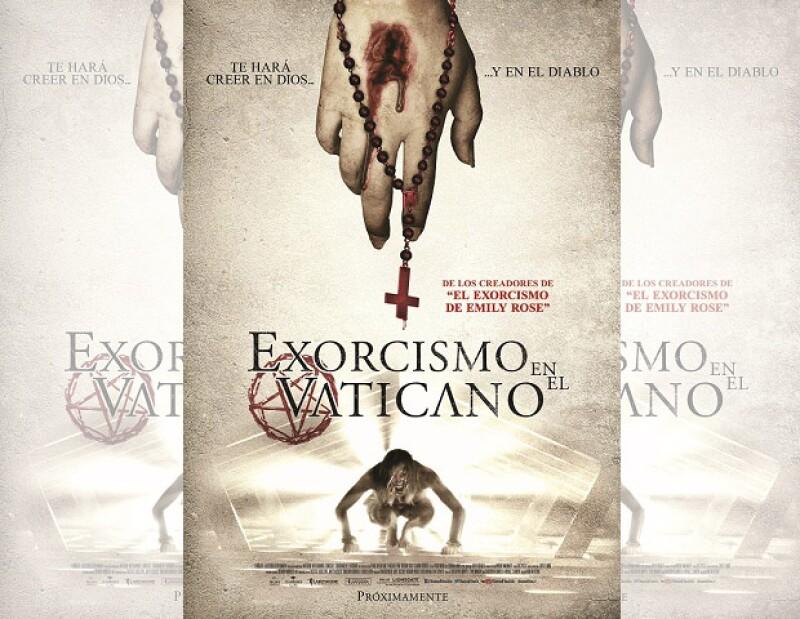 ¿Fan de las películas de terror? Esta es una opción para el fin de semana, en donde Michael Peña buscará salvar a una joven inocente que ha sido poseída por el demonio.