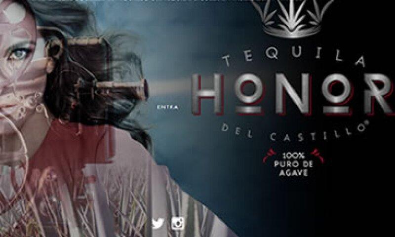 El proyecto del tequila surgió en 2015. (Foto: Tequila Honor/Cortesía )