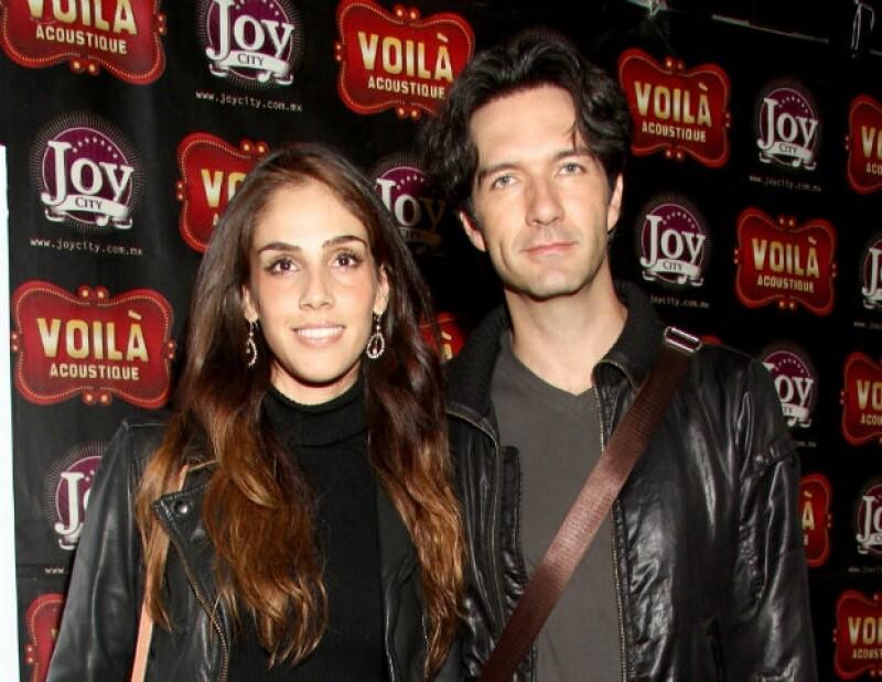 Sandra y Leonardo llevan una relación de noviazgo desde el 2011.