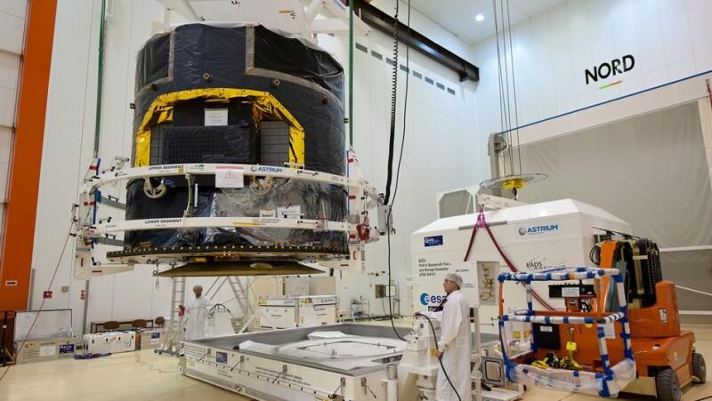 ciencia, tecnologia, satelite, gaia, lanzamiento, cartografo espacial, atlas 3d, galaxia, via lactea, francia, europa, guyana
