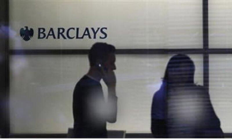 Barclays está inmerso en un escándalo por la manipulación de la tasa Libor. (Foto: Reuters)