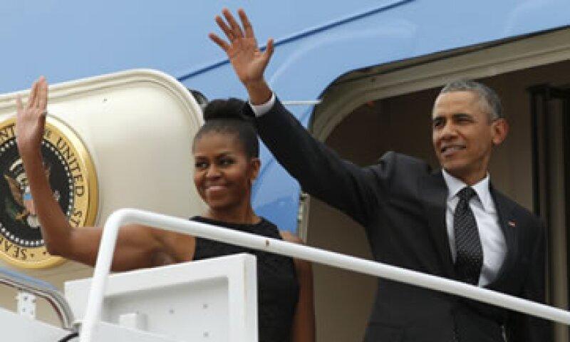 Obama toma dos semanas de vacaciones con su familia. (Foto: Reuters )