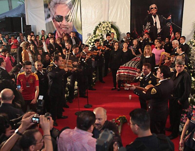 El Festival Celebrate México Now y el Carnegie Hall confirmaron que continúan los planes para rendirle un homenaje la cual se realizará el 27 de noviembre en Manhattan.