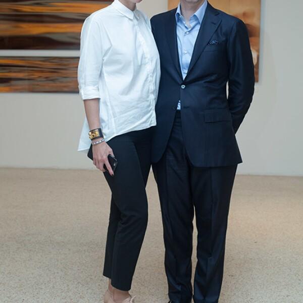 Melanie y Julio Herrera