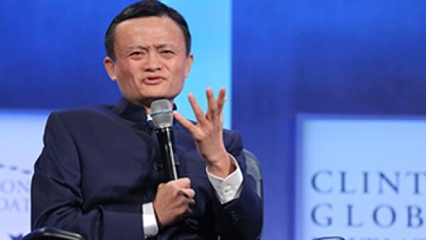 Jack Ma encabeza la lista de los multimillonarios ganadores del 2014. (Foto: Getty Images)