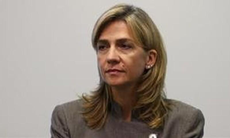 La infanta Cristina presuntamente desvió dinero de su empresa para obras en su casa de Barcelona.  (Foto: Reuters)