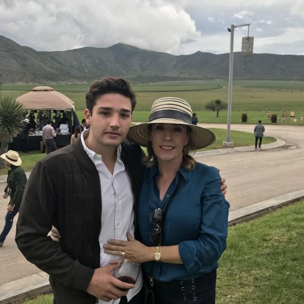 Jorge Mejia Mendel y Malena Mendel.JPG
